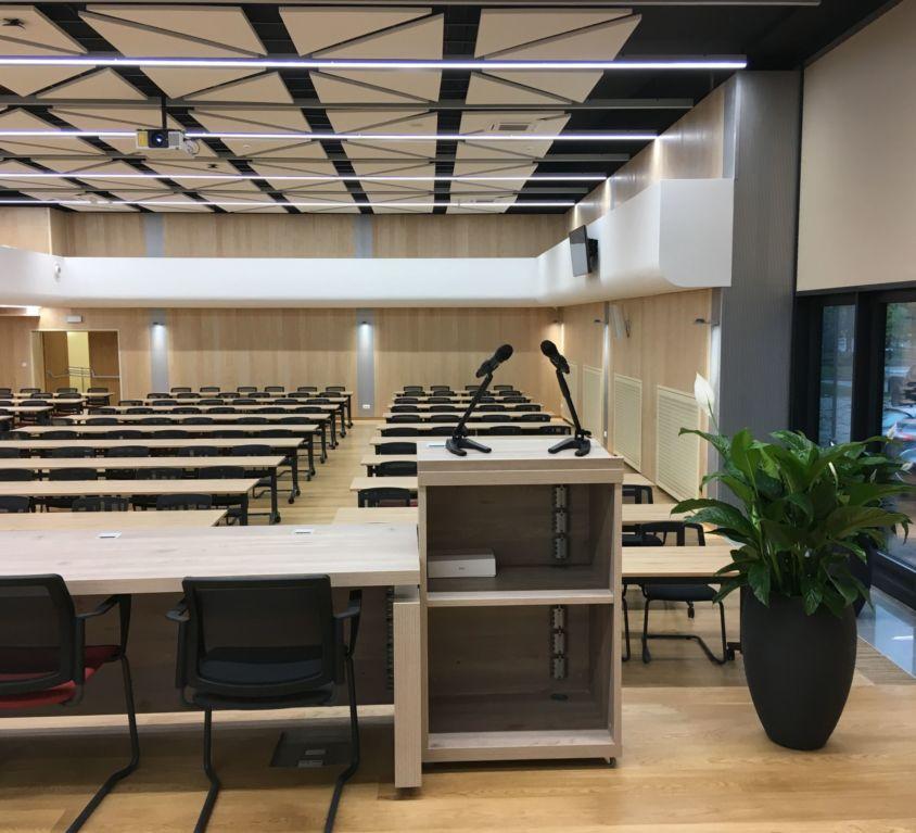 Aula Centrum Szkoleniowo-Konferencyjnego (Uniwersytet Łódzki)