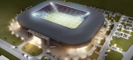 StadionTychy wizualizacja
