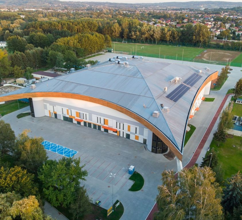 Hala Arena Tarnów Jaskółka